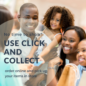 Click and collect your shopping at East Midlands Airport