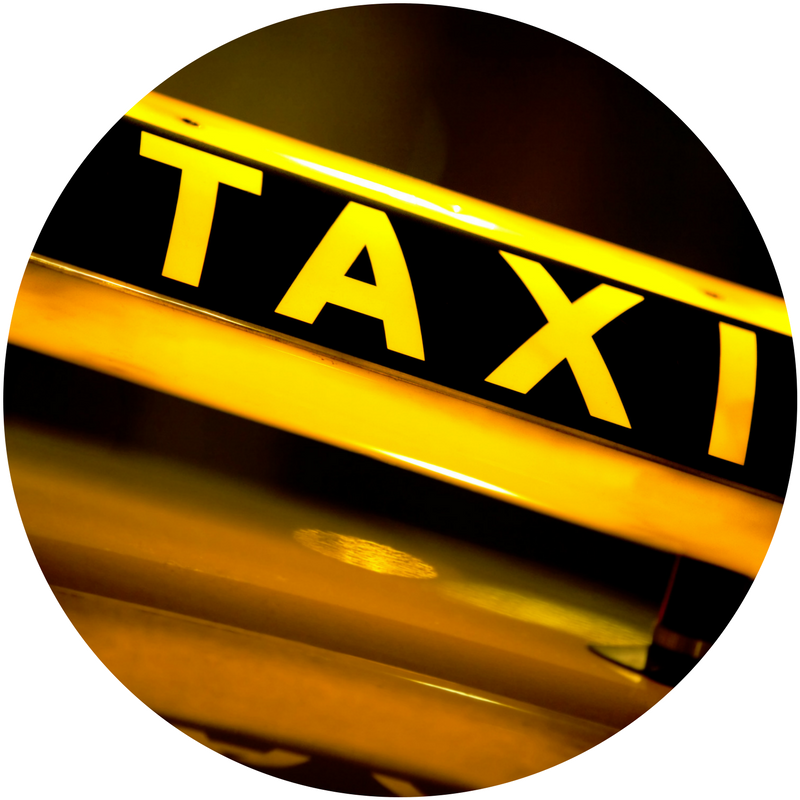 Reliable taxis from East Midlands Airport
