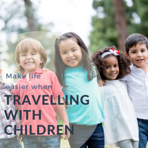 Travelling with children needn't be stressful! Let us show you how you can do it - Terminal information