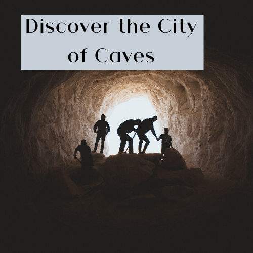 East Midlands Local Attractions - city of caves