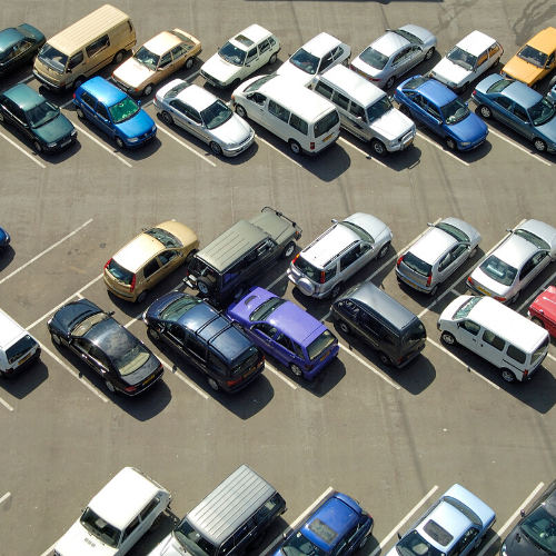 East Midlands Airport Parking - long stay