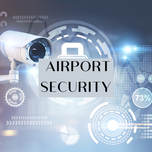 East Midlands Airport Terminal - security